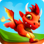 Dragon Land – веселое платформер-приключение в стране драконов