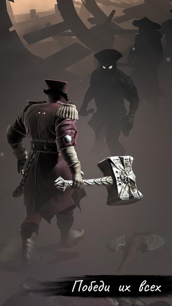 Скриншот игры 99 мёртвых пиратов